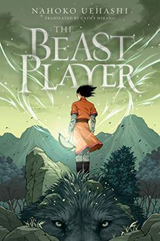 The Beast Player book cover