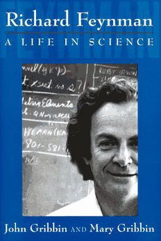 Richard Feynman book cover