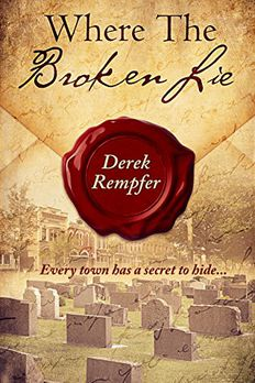 Where The Broken Lie book cover