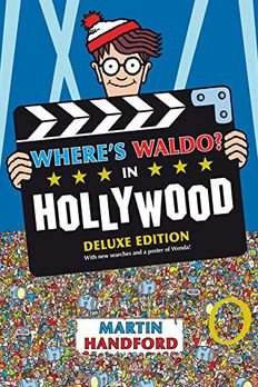 Where's Waldo? In Hollywood book cover