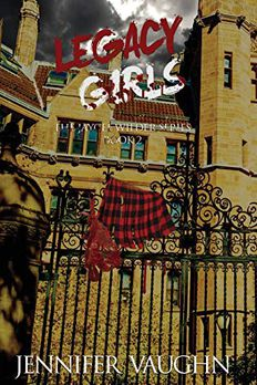 Legacy Girls book cover