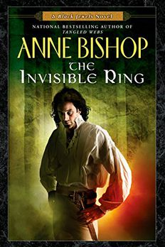 The Invisible Ring book cover