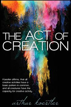 The Act of Creation book cover