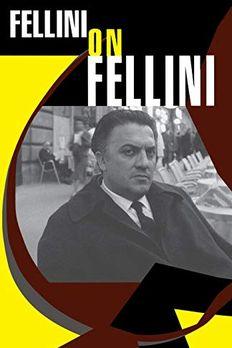 Fellini on Fellini book cover