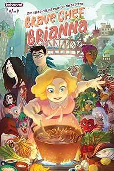 Brave Chef Brianna #1 book cover