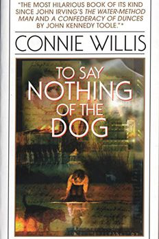 To Say Nothing of the Dog book cover