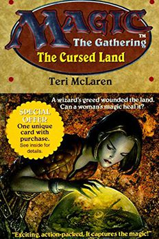 The Cursed Land book cover