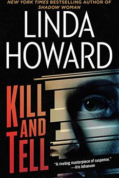 Kill and Tell book cover