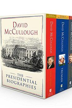 David McCullough book cover