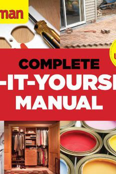 The Complete Do-it-Yourself Manual book cover