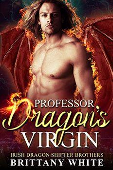 Professor Dragon's Virgin book cover