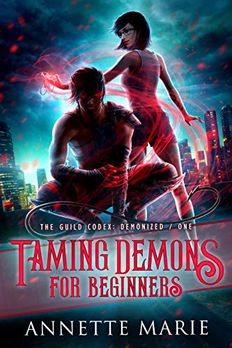 Taming Demons for Beginners book cover