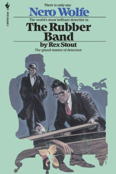 The Rubber Band book cover