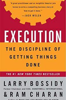 Execution book cover