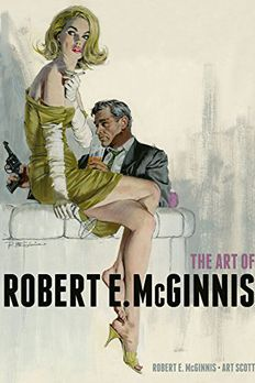 The Art of Robert E. McGinnis book cover