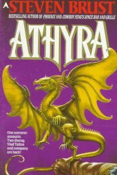 Athyra book cover