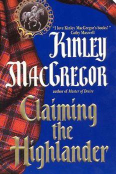 Claiming the Highlander book cover