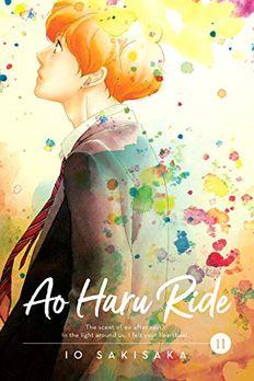 Ao Haru Ride, Vol. 11 book cover