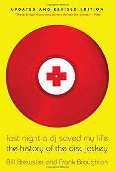 Last Night a DJ Saved My Life book cover