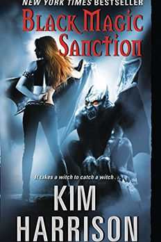 Black Magic Sanction book cover