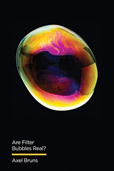 Are Filter Bubbles Real? book cover