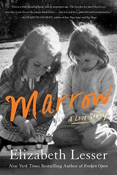 Marrow book cover