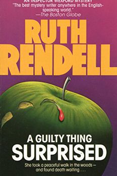 Guilty Thing Surprised book cover