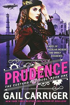 Prudence book cover