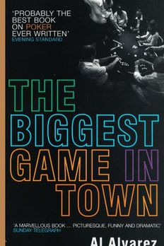 The Biggest Game in Town book cover