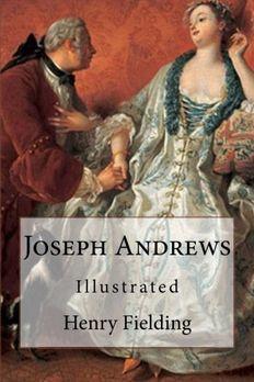 Joseph Andrews book cover