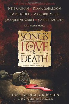Songs of Love and Death book cover
