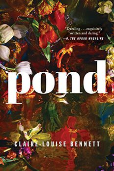 Pond book cover