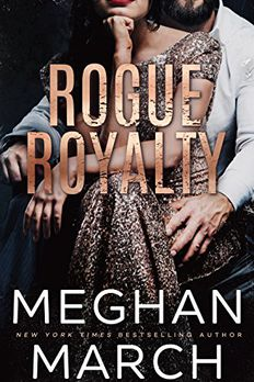 Rogue Royalty book cover