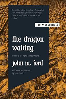 The Dragon Waiting book cover