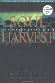 Soul Harvest book cover