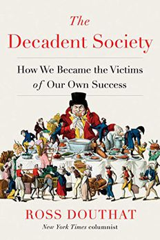 The Decadent Society book cover
