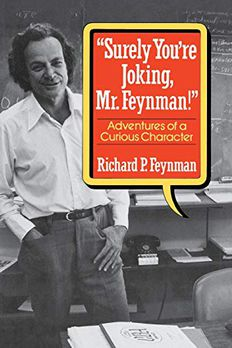 """""""Surely You're Joking, Mr. Feynman"""" book cover"""