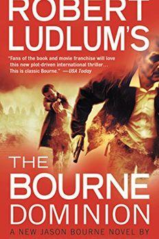 The Bourne Dominion book cover