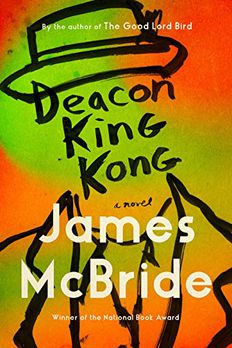 Deacon King Kong book cover