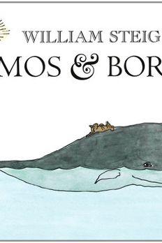 Amos & Boris book cover