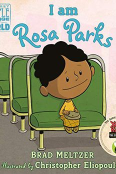 I am Rosa Parks book cover