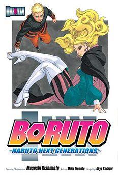Boruto book cover