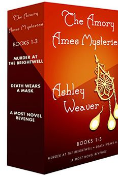 The Amory Ames Mysteries, Books 1-3 book cover