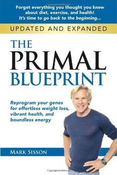 The Primal Blueprint book cover