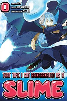That Time I Got Reincarnated as a Slime book cover