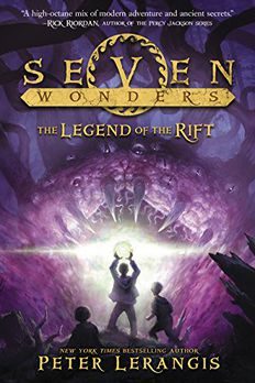 The Legend of the Rift book cover