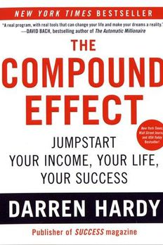 The Compound Effect book cover