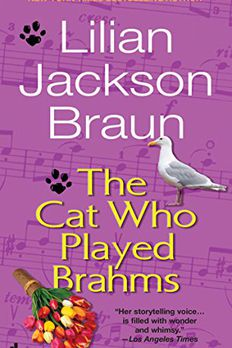 The Cat Who Played Brahms book cover