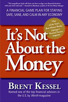 It's Not About the Money book cover