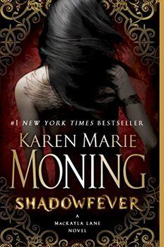 Shadowfever book cover